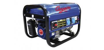 Generadores gasolina - GENERADOR CAMPEON 2,2KVA 163CC MK2500