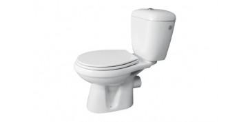 Mobiliario de baño - WC INODORO COMPLETO BAHIA HORIZONTAL