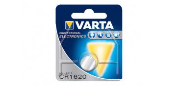 Pilas y baterías - PILA LITIO BOTON BLX1 CR1620 3V