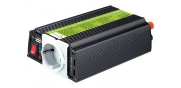 Generadores - INVERSOR DC/AC C/USB 300W