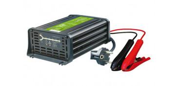 Generadores - CARGADOR BATERIAS PLOMO 12V 10A/70-200AH