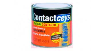 Novedades - COLA DE CONTACTO CONTACTCEYS 250 ML