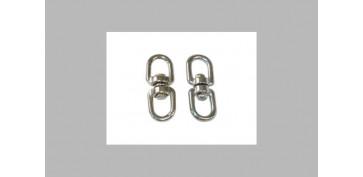Cuerdas y cintas - ANILLA GIRA INOX 316 AMIG (BL)30140-50 MM