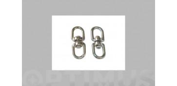 Cuerdas y cintas - ANILLA GIRA INOX 316 AMIG (BL)30140-60 MM
