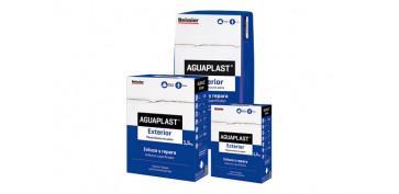 Masillas y siliconas - AGUAPLAST EXTERIOR 788-6 KG
