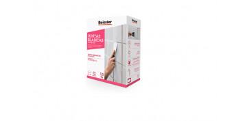 Masillas y siliconas - CEMENTO JUNTAS BLANCAS IMPERMEABLES3618-6 KG