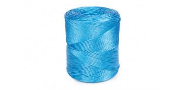 Cuerdas y cintas - HILO RAFIA 600 1C (1,7MM) 700 GR AZUL
