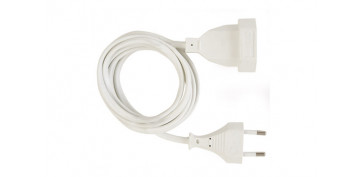 Cables - PROLONGADOR 2X1 2M  BLANCAPL160306