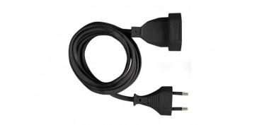 Cables - PROLONGADOR 2X1 5M NEGRAPL162713