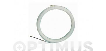 Material instalacion electrico - PASA-HILOS NILON 3MM20 M NATURAL