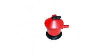 Calefacción gas, parafina y etanol - REGULADOR PRESION 50 MBAR