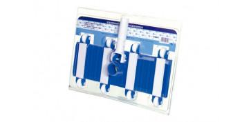 Piscinas, accesorios y complementos - LIMPIAFONDOS PISCINA FLEXIBLEFIJACION CLIP