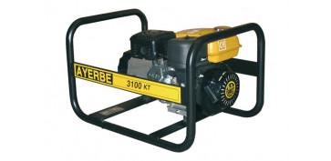 Generadores gasolina - GENERADOR 3100-KT-MN 3.1KVA/2280W