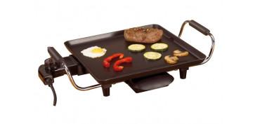 Electrodomesticos de cocina - PLANCHA ASAR 800W 28 X 28 CM
