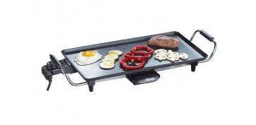 Electrodomesticos de cocina - PLANCHA ASAR 2000W 46 X 26 CM