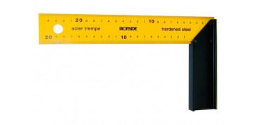Otros instrumentos de medida - ESCUADRA CARPINTERO 250 X 135 MM