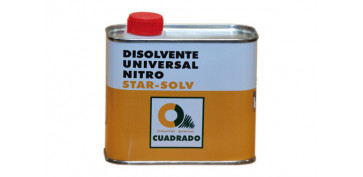 DISOLVENTE UNIVERSAL STAR 500 ML