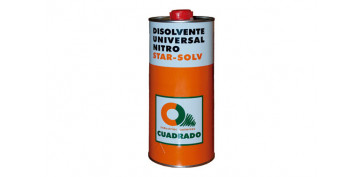 Productos quimicos - DISOLVENTE UNIVERSAL STAR 1 LT