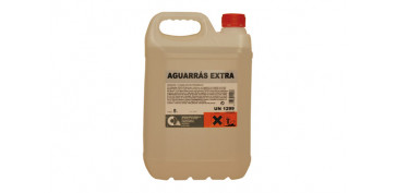 Productos quimicos - AGUARRAS PURO EXTRA 5 LTS