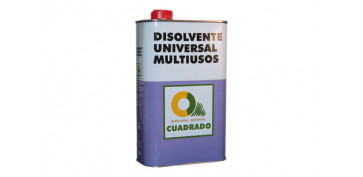 Productos quimicos - DISOLVENTE MULTIUSOS 500 ML