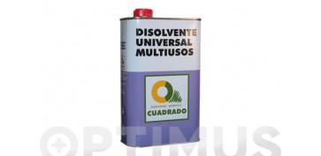 Productos quimicos - DISOLVENTE MULTIUSOS 1 LT