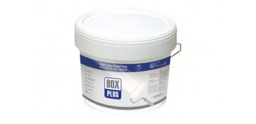 Pintura para paredes, techos y suelo - PINTURA PLASTICA EXTERIOR - INTERIOR 5 KG
