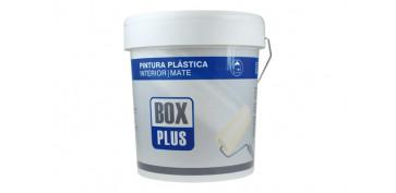 Pintura para paredes, techos y suelo - PINTURA PLASTICA EXTERIOR - INTERIOR 25 KG