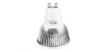 Bombillas - BOMBILLA LED DICROICA 4X1WGU10 LUZ CALIDA (3000K)