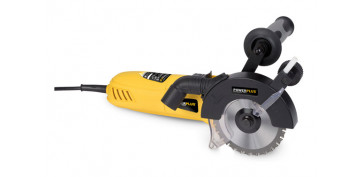 Sierras - SIERRA CIRCULAR DOBLE DISCO CON CABLE DUAL SAW 1050W 115MM