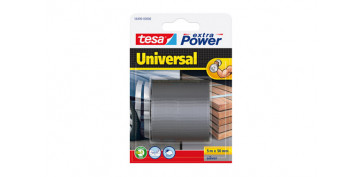 Adhesivos - CINTA AMERICANA EXTRA POWER 5X50 PLATA