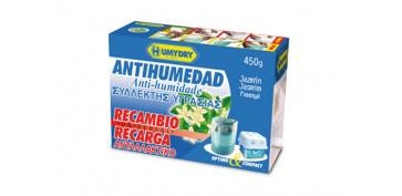 Productos de limpieza - RECAMBIO ANTIHUMEDAD COMPACT NEUTRO 450GR