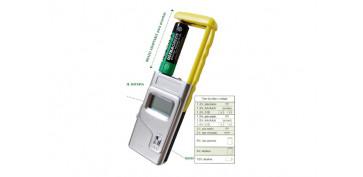 Pilas y baterías - TESTER DE PILAS 5008