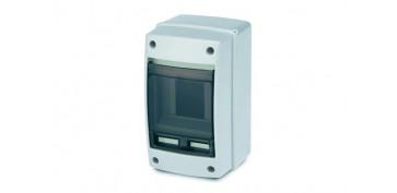 Material instalacion electrico - ARMARIO ACQUA IP65 2/4 ELEMENTOS