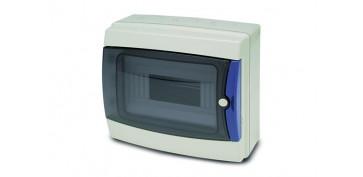 Material instalacion electrico - ARMARIO ACQUA IP65 8 ELEMENTOS