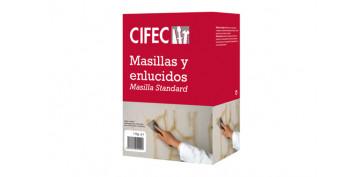 Masillas y siliconas - MASILLA STANDARD POLVO P/ENLUCIDO 1 KG