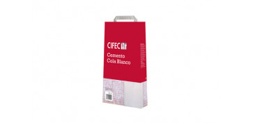 Masillas y siliconas - CEMENTO COLA BLANCO 5 KG