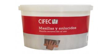 Masillas y siliconas - MASILLA RENOVACION AL USO EN PASTA 750 GRS