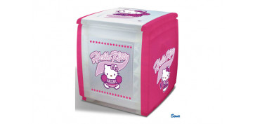 BAUL HELLO KITTY MULTIUSO57X54X54 CM