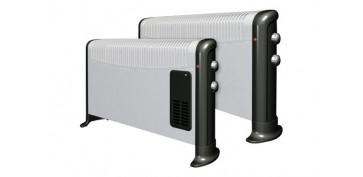 Calefacción electrica - CONVECTOR DINAMICO 800/1200/2000W