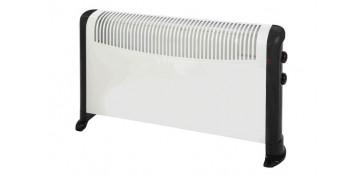 Calefacción electrica - CONVECTOR ESTATICO 800/1200/2000W