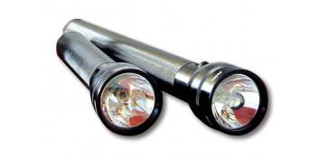 Linternas - LINTERNA METAL AMERICANA SA-105 5 PILAS