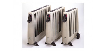 Calefacción electrica - RADIADOR CARENADO HAVANA 1500