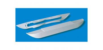 Ventiladores y extractores - KIT REJILLA PLASTICO AERO-ACUSTIC I
