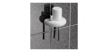 Accesorios para el baño - PORTAVASOS PARED SENCILLO NOVA