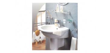Accesorios para el baño - JABONERA TOSCANA CROMADO