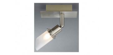 Iluminacion vivienda - FOCO HALOGENO XENON CROMO 40W