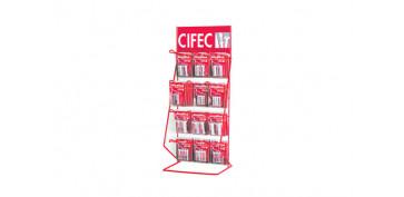 Pilas y baterías - EXPOSITOR PILAS CIFEC