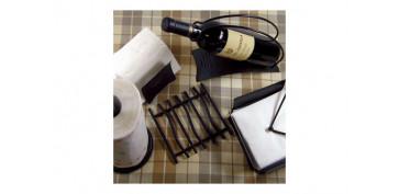Textil y costura - SERVILLETERO RUSTIC LUNA 9X9