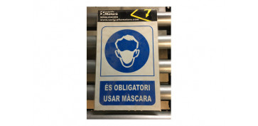 SEÑAL OBLIGACIO MASCARETA