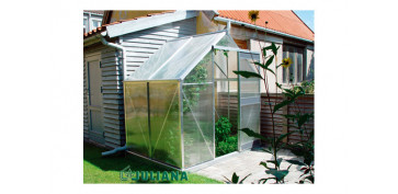 Plantas y cuidado de las plantas - INVERNADERO BASIC 300 197 X 152 X 197 CM